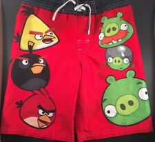 Angry Birds Swimming Trunks