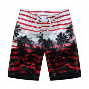Anime Swimming Trunks