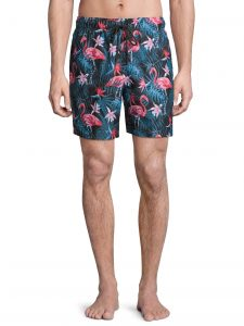 Baseball Swimming Trunks