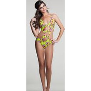 Betsey Johnson One Piece Swimsuits