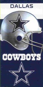 Dallas Cowboy Beach Towels