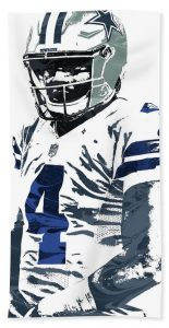 Dallas Cowboys Beach Towels