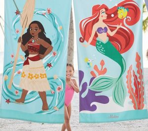 Disney Princess Beach Towels