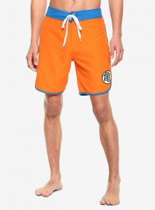 Dragon Ball Z Swimming Trunks