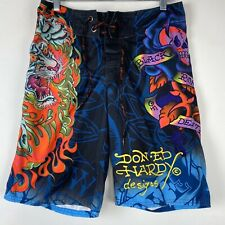 Ed Hardy Swimming Trunks