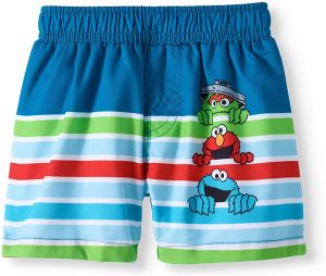 Elmo Swimming Trunks