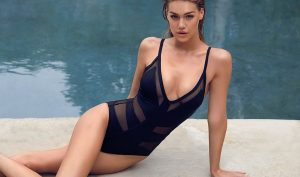 Kenneth Cole Tummy Control Swimsuits