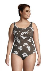 Lands End Plus Size Swimsuits