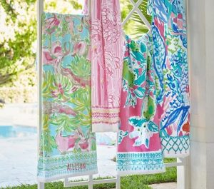 Lilly Pulitzer Beach Towels
