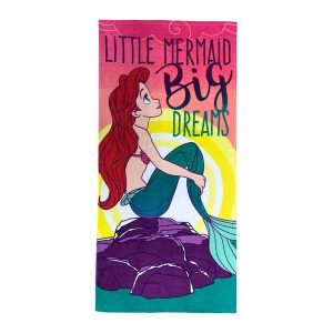 Little Mermaid Beach Towels