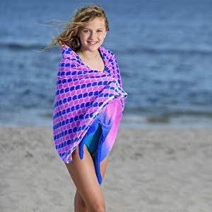 Mermaid Tail Beach Towels