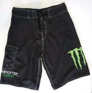 Monster Energy Swimming Trunks