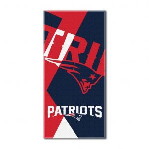 New England Patriots Beach Towels