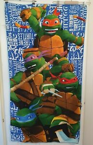 Ninja Turtle Beach Towels
