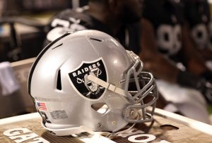 Oakland Raiders Swimming Trunks