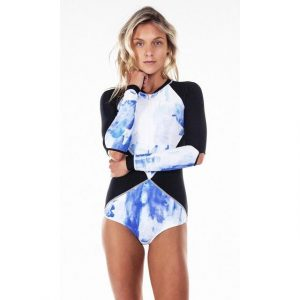 One Piece Long Sleeve Swimsuits