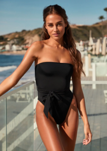 One Piece Swimsuits With Sleeves