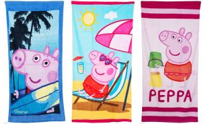 Peppa Pig Beach Towels