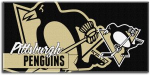 Pittsburgh Penguins Beach Towels
