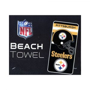 Pittsburgh Steelers Beach Towels