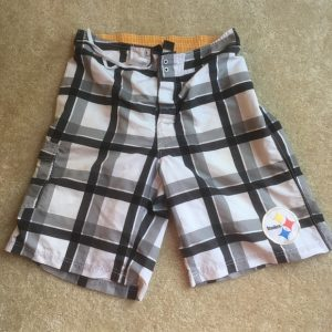 Pittsburgh Steelers Swimming Trunks