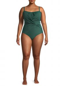 Plus Size Wonder Woman Swimsuits