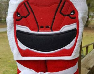 Power Ranger Beach Towels