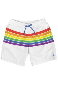Rainbow Swimming Trunks