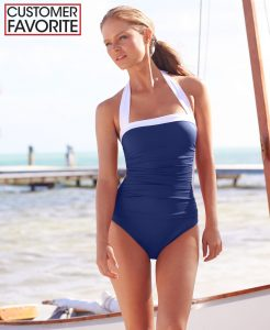 Ralph Lauren Tummy Control Swimsuits