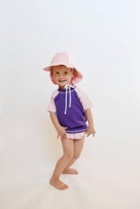 Rash Guard Swimsuits For Baby