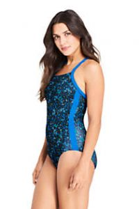 Square Neck One Piece Swimsuits