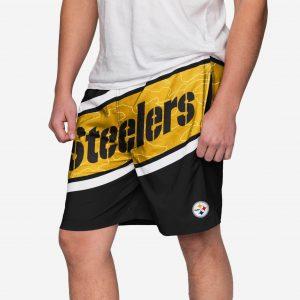 Steelers Swimming Trunks