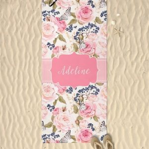 Summer & Rose Beach Towels