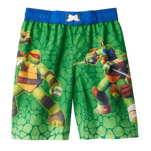 Teenage Mutant Ninja Turtles Swimming Trunks