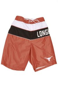 Texas Longhorn Swimming Trunks