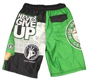 Wwe Swimming Trunks