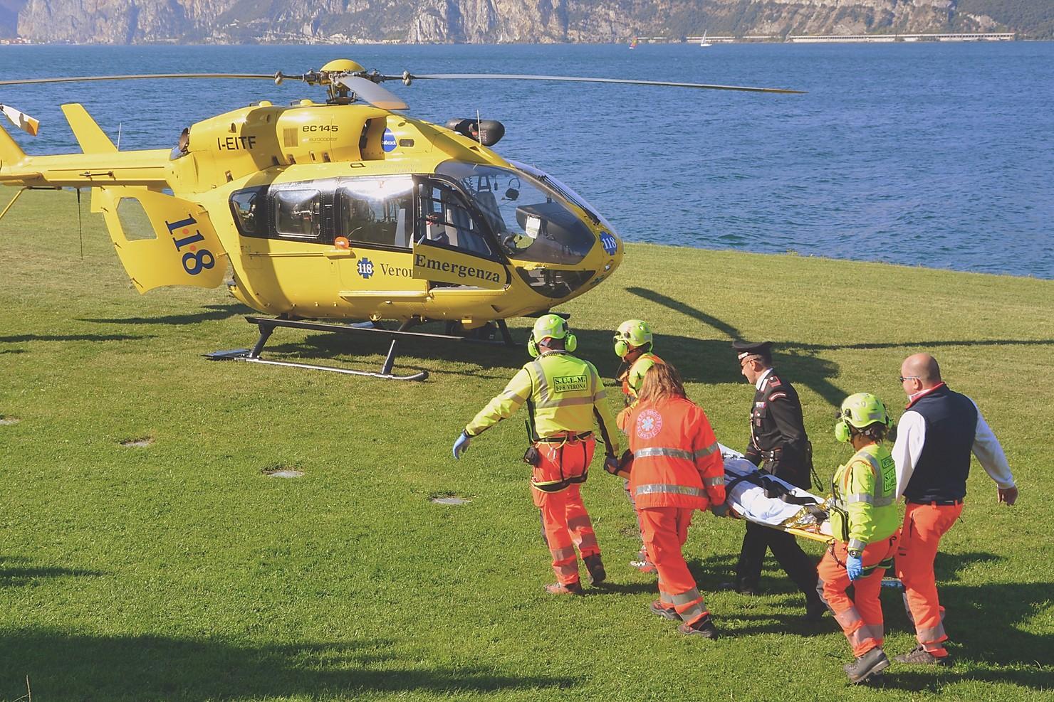 Secourisme-pompiers-helicoptère