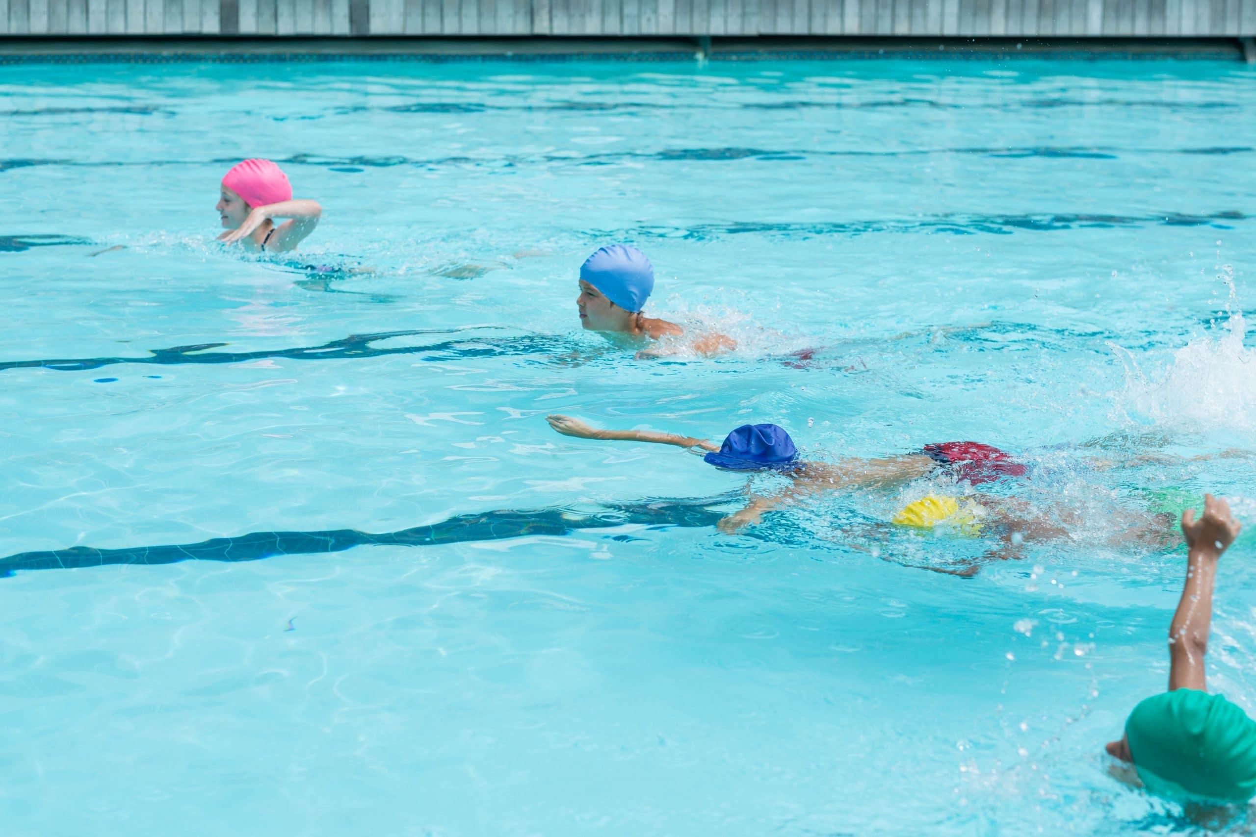 Swim Stars Apprendre à Nager Activité Année